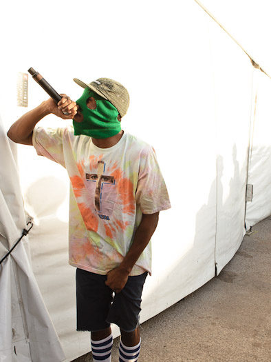 Tyler The Creator of Odd Future